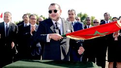 Visite royale: Mohammed VI