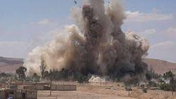 Syrie: l'EI fait exploser la prison de Palmyre, un symbole du