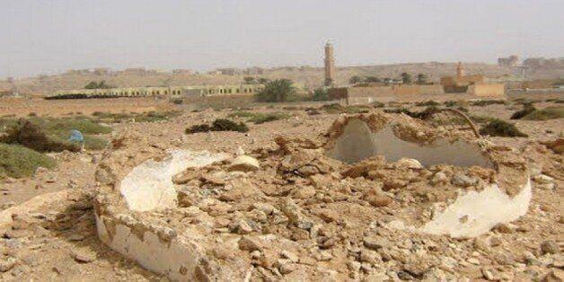 Les cimetières saccagés du M'zab laissés en l'état depuis plus d'une