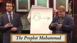 Un sketch américain se moque de la peur de dessiner le Prophète... sans le