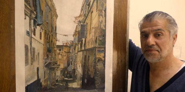 Abderrahmane Chaouane, l'artiste peintre passionné de La