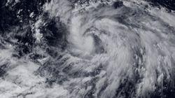 Un puissant typhon balaie le sud du Japon et s'approche de