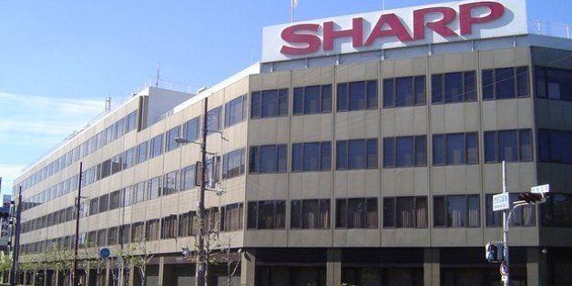 Sharp: La descente aux