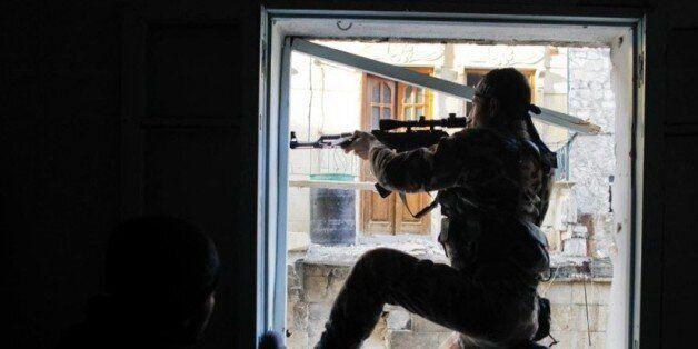 Les Etats-Unis ont commencé l'entraînement de rebelles