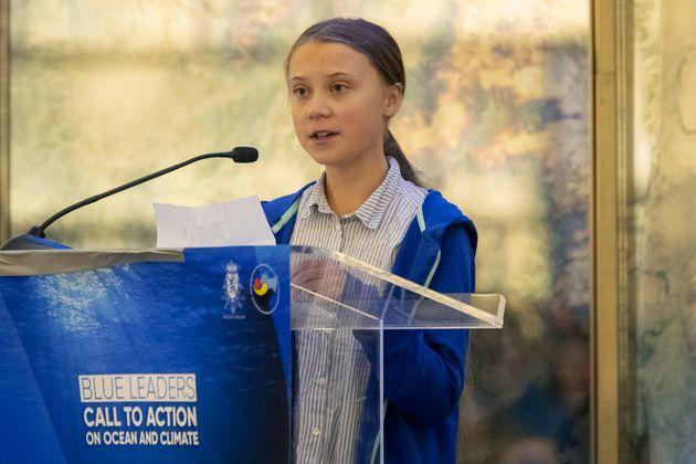 La Greta Thunberg de 1992, Severn Cullis-Suzuki , soutient celle de 2019