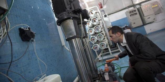 Gaza: Un ingénieur palestinien tente de résoudre le problème d'eau