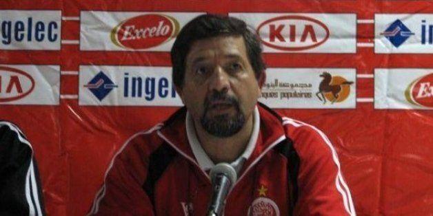 Raja: L'entraîneur José Romao limogé après la défaite du club contre