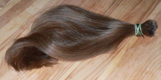 Recycler les cheveux pour sauver