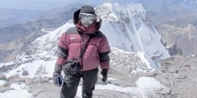 Alpiniste, j'ai vécu le tremblement de terre sur