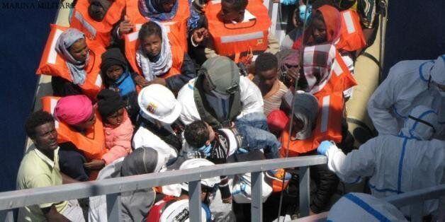 Migration en Italie: 1.000 clandestins ont débarqué dans deux ports