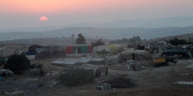 Khirbet Susiya, un village palestinien en Cisjordanie menacé de démolition par