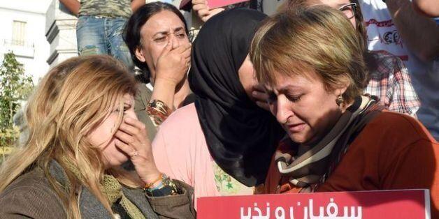 Manifestation à Tunis pour