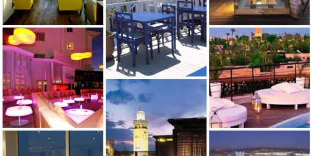 Le top des rooftops marocains