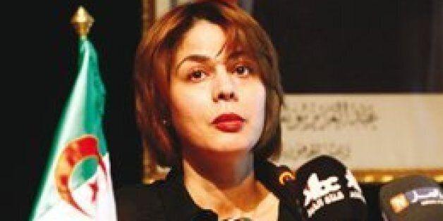 Iman Houda Feraoun, nouvelle ministre des