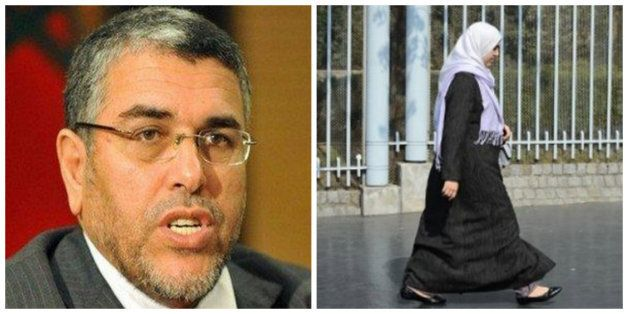 Mustapha Ramid: Le ministre de la Justice contre l'interdiction du port public du voile en