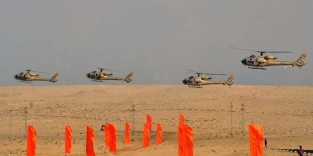 Egypte: trois Palestiniens
