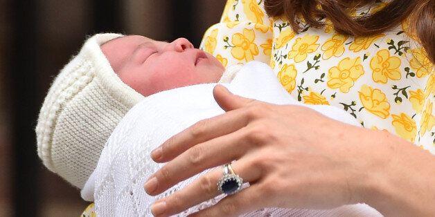 Charlotte Elizabeth Diana: William et Kate annoncent le prénom de leur