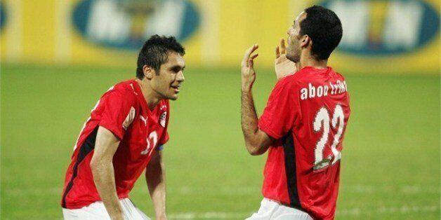 La star du foot égyptien, Mohamed Aboutrika, accusé de financer les Frères