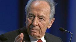Shimon Peres non