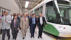 Une usine algéro-française de tramways inaugurée à