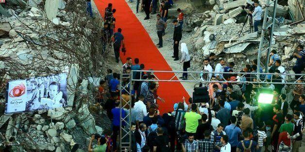 A Gaza, le premier festival qui met en lumière les droits des