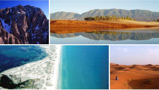 Ces sites naturels incontournables au Maroc