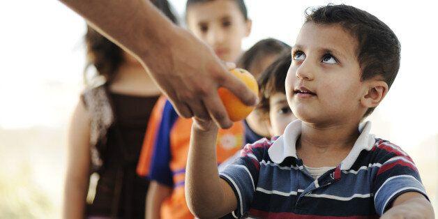 Dans 10 ans, pourrai-je dire à mes enfants que la faim dans le monde n'existe