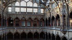 Douze magnifiques bâtiments abandonnés qui embellissent avec le temps