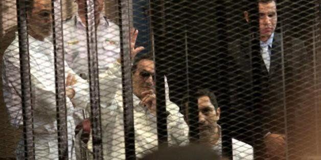 Egypte: l'ex-président Moubarak condamné à 3 ans de prison pour