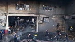 Philippines: 72 morts dans l'incendie d'une fabrique à