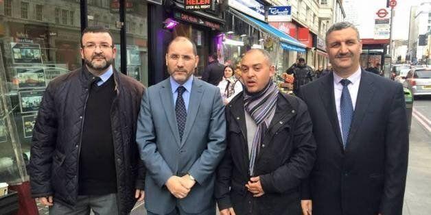 Abderrezak Makri était à Londres quand Soltani l'a