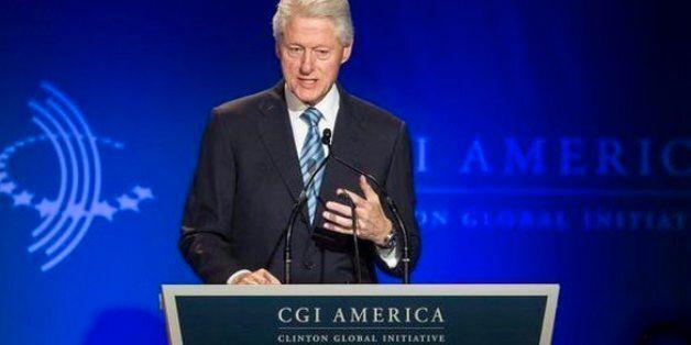 Le discours de Bill Clinton à