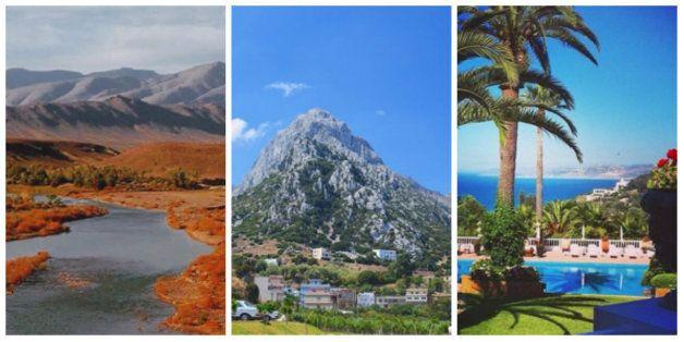 Maroc: Les dix plus belles photos de paysages sur