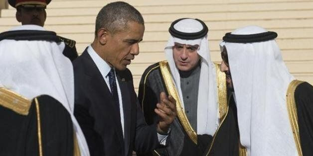 L'affront du roi d'Arabie saoudite à
