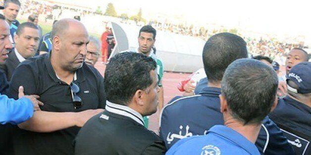 Le président de l'ES-Sétif, Hassan El Hmmar tacle le Raja