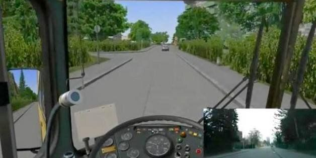 Oran: des jeunes chercheurs élaborent un simulateur de conduite de camion et de