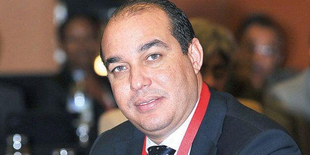 L'ancien ministre de la Jeunesse et des Sports, Mohammed Ouzzine sort de son