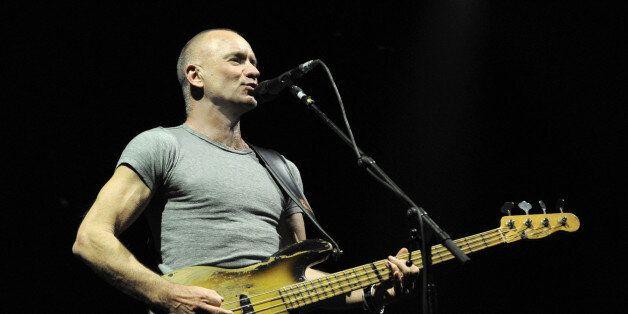 Sting se produira au festival