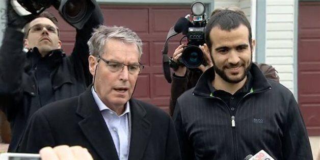 Omar Khadr, le détenu canadien de Guantanamo, dit vouloir un nouveau