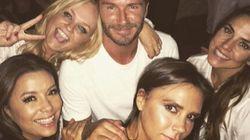 David Beckham a fêté ses 40 ans à Marrakech avec les Spice