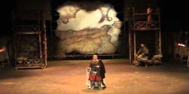 La pièce ''Youghourta'' séduit le public