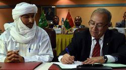 Mali: la rébellion Azawad (CMA) paraphe jeudi l'accord d'Alger, la signature à Bamako