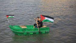 Des pêcheurs de Gaza inventent le moyen de leur