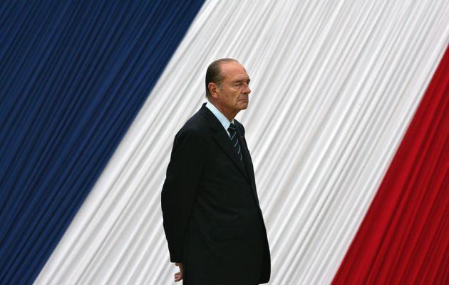 Jacques Chirac est