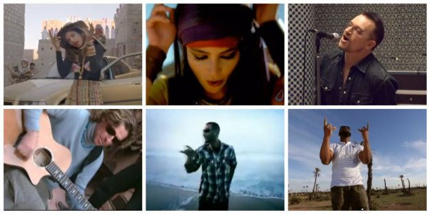 U2, Chemicals Brothers, La Fouine : Ils ont tourné leurs vidéoclips au
