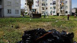 148.000 tonnes de déchets ménagers enlevées en deux mois, selon le ministère de