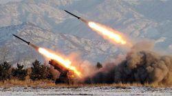 Tirs de missiles en Corée:une situation