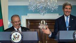 Lamamra rencontre Kerry à Washington: