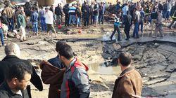 Attaque suicide au camion piégé contre la police dans le Sinaï, 6