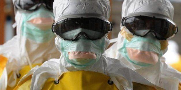 Ebola : des membres du personnel soignant au